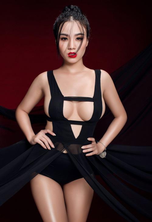 10 bộ ngực đẹp nhất việt nam