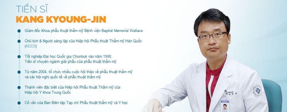 bác sĩ Kangnam Kyoung Jin