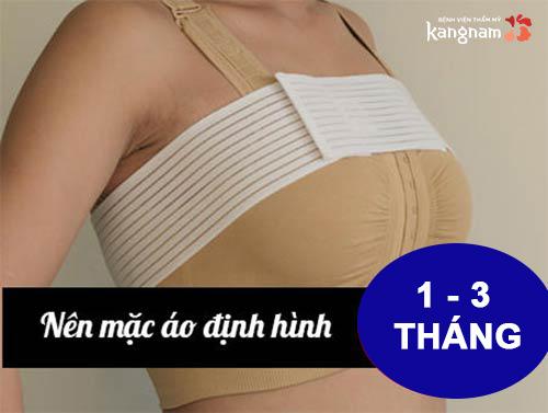 áo định hình sau nâng ngực