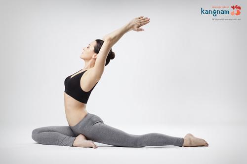 sau nâng ngực bao lâu có thể tập thể dục