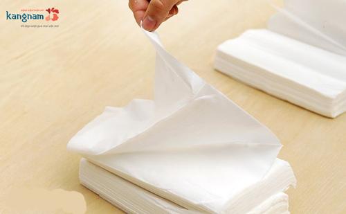 cách độn vòng 1 bằng giấy