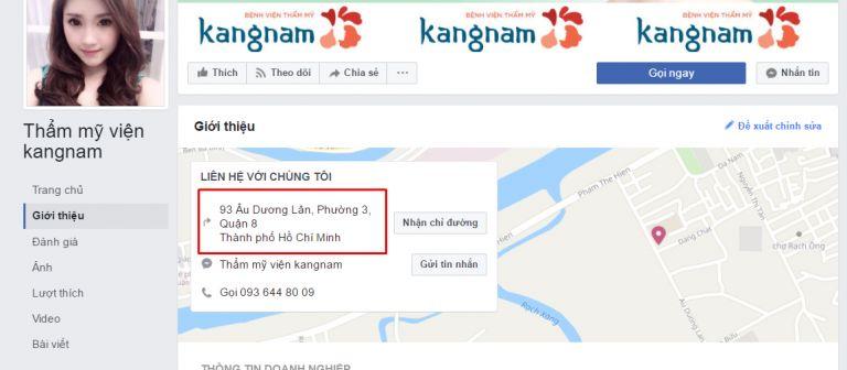 Bệnh viện thẩm mỹ Kangnam lừa đảo