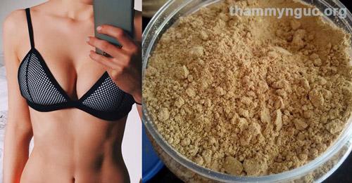 cách làm bột ngũ cốc giảm cân tăng vòng 1