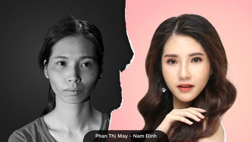 Phan Thị May - Hành trình lột xác 2018