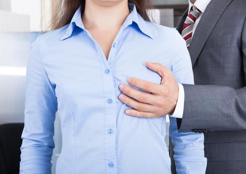 tại sao con trai thích sờ ngực con gái