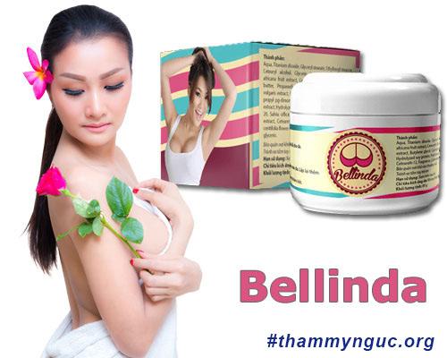 Kem nở ngực Bellinda