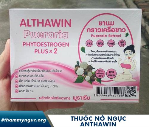 thuốc nở ngực anthawin có tốt không