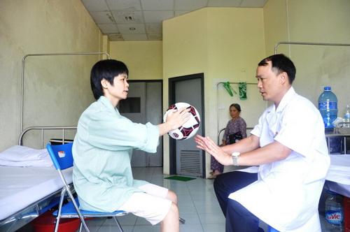 bệnh viện thể thao tphcm