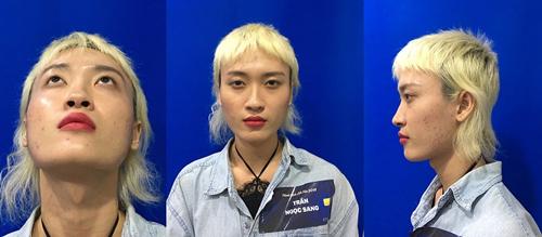 Trần Ngọc Sang trước phẫu thuật